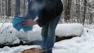 Быстро пожарить шашлык