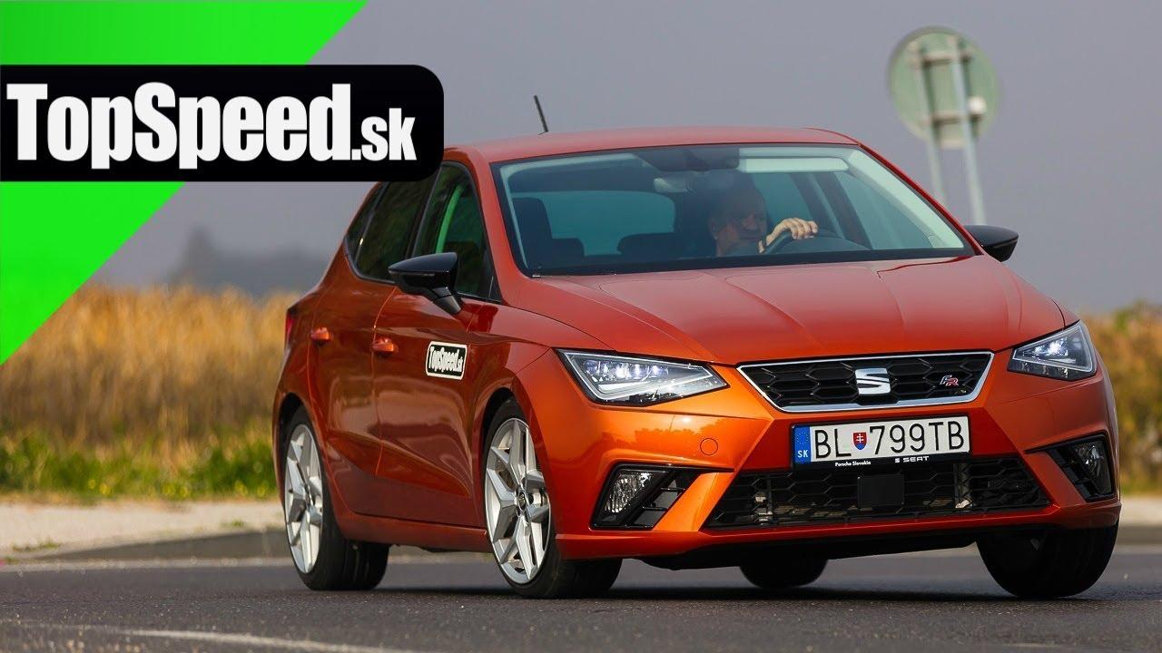 1b6adf089622 Seat Ibiza FR 1.5 TSI test - TOPSPEED.sk Alex ŠTEFUCA - YouTube
