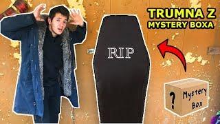 CO JEST W TRUMNIE Z HALLOWEEN MYSTERY BOXA?!