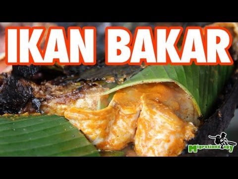 Ikan Bakar - Malaysian Grilled Fish and Seafood!