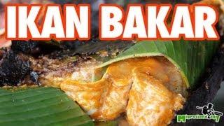 Ikan Bakar - Malaysian Grilled Fish And Seafood!