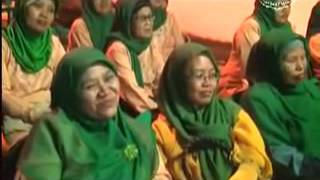 Keren, Kyai Paling Berani KH Marzuki Mustamar melawan tuduhan musyrik & kurafat