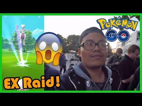 ERSTER EX Raid - Mewto ist da! Pasing Arcaden München! Pokemon Go!