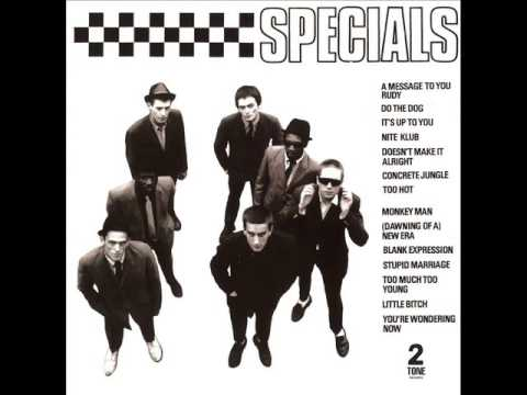 The Specials - The Specials (full album)