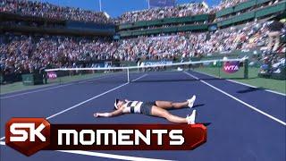 Bjanka Andresku Nije Mogla da Veruje da je Uzela Titulu u Indijan Velsu   SPORT KLUB Tenis