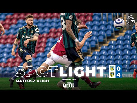 Spotlight | Mateusz Klich scores and bosses the midfield | Burnley 0-4 Leeds United