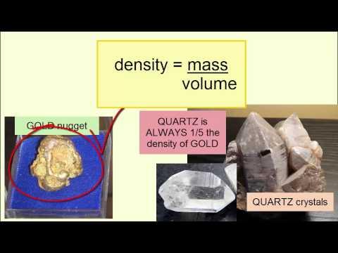 radiometric dating gold
