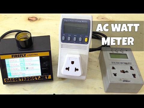 AC Watt Meter LPT200