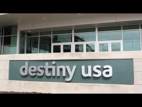 Destiny USA - Your Shopping, Dining and Entertainment Destination