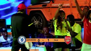 Download Video AKPORORO VS FALZ  MERRYBET CELEBRITY FANS CHALLENGE SEASON 3 EPISODE 9 MP3 3GP MP4