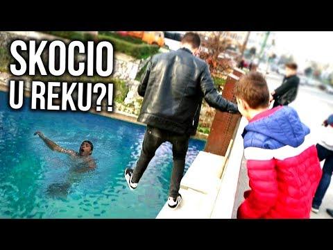 YOUTUBER SKOCIO SA MOSTA!! - BTF Sarajevo #2