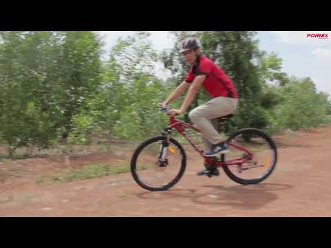 Đánh giá xe đạp địa hình Fornix F7