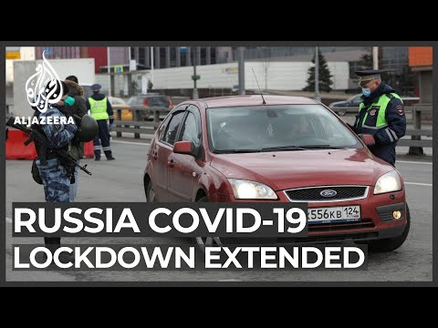 Moscow extends lockdown until May 31 as COVID-19 infections soar