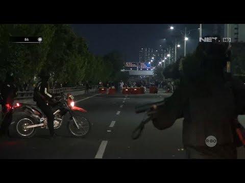 Tim Jaguar Tangkap Pelaku Tindakan Anarkis Saat Demo Berlangsung - 86