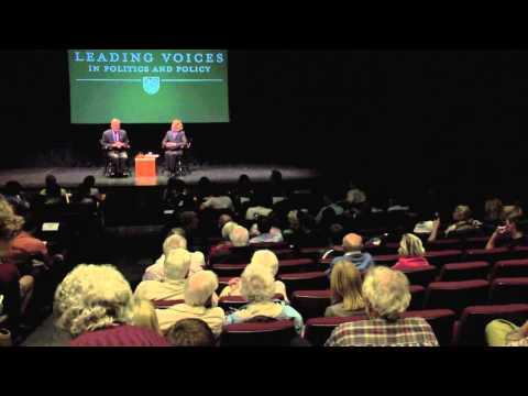Judd Gregg Opens Dartmouth Summer Lecture Series