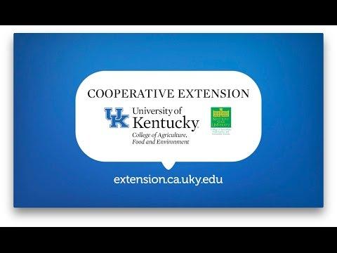 University Of Kentucky Cooperative Extension
