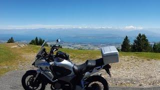 Crosstourer in Jura