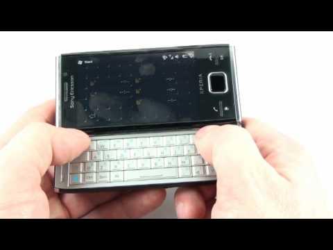 Sony Ericsson Xperia X2 na FrazPC.pl