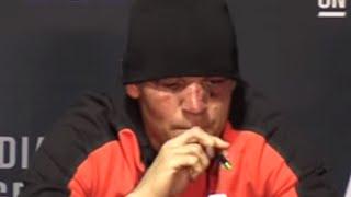 nate diaz smokes vape weed pen cbd oil demands 100 000 000 million dollars conor mcgregor trilogy