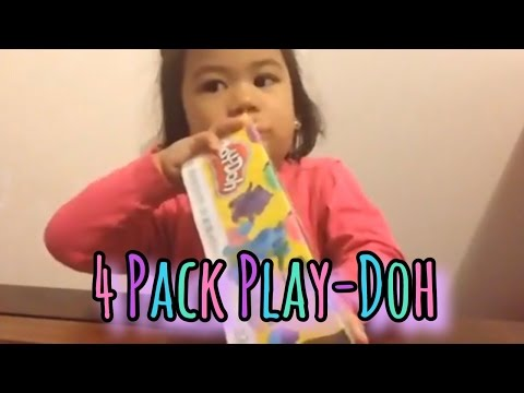 toy-review:-4-pack-play-doh!-|-sabelle's-world