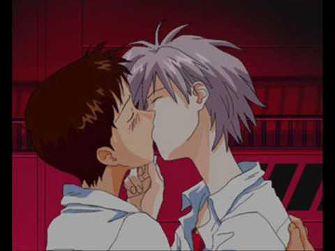 who is shinji gay for