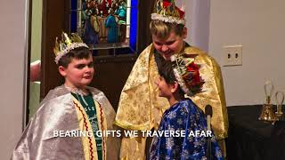 Remembrances: St. John's Christmas Pageant Panorama   HD 1080p