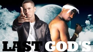 2Pac feat. Eminem - Rap Gods (NEW 2017) (Motvation Song)