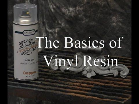 The Basics of Vinyl Resin