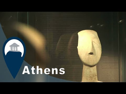 Athens | Museum of Cycladic Art