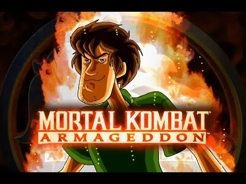 Mortal Kombat: Armageddon (K.A.F) - Shaggy creation and Playthrough