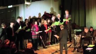 Staff Choir Crown of Roses