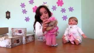 Presentinhos da Decorarth Coleções Comércio de Bonecas, Bebês e Reborns