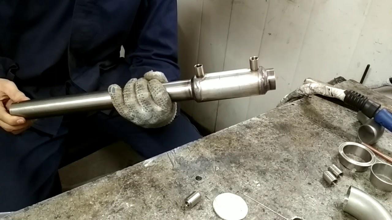 Ютуб трубки для самогонного аппарата самогонный аппарат двойной перегонки