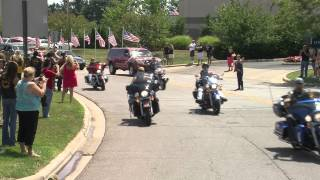 Video Two Wheel Thunder TV films the Leathernecks Nation MC Riders taking off for Ride download MP3, 3GP, MP4, WEBM, AVI, FLV April 2018
