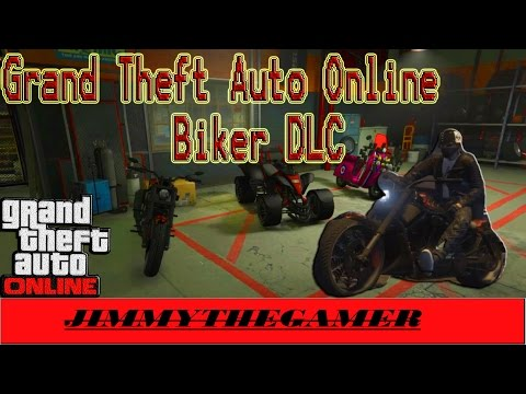 GTA 5 ONLINE Bikers Dlc Buying a Club House And A Weed Farm With Modding Bikes And Buying Clothes
