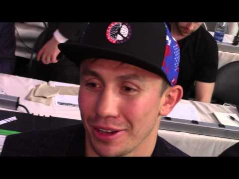 GENNADY GOLOVKIN IMMEDIATE REACTION TO CANELO VS KHAN Boxing News HoopJab