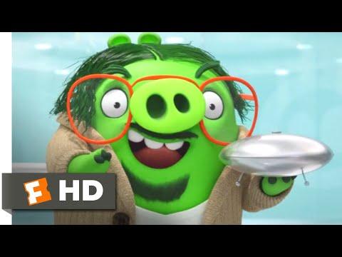 The Angry Birds Movie 2 (2019) - Piggy Gadgetland Scene (4/10) | Movieclips