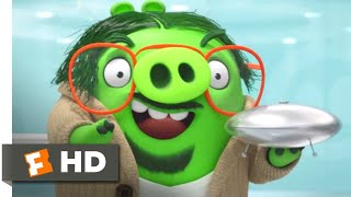 The Angry Birds Movie 2 (2019) - Piggy Gadgetland Scene (4/10) | Movieclips