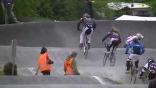 Ruby Huisman 2e M Ronde 6 Weiterstadt 2013