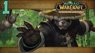 World of Warcraft - Mists of Pandaria [Pandy nebo medvědi?] | PC Gameplay česky | Bukk a Větřík