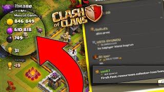 Ganimet Çıkaran Kodu Denedim!! | İşe Yarıyor mu? - Clash Of Clans