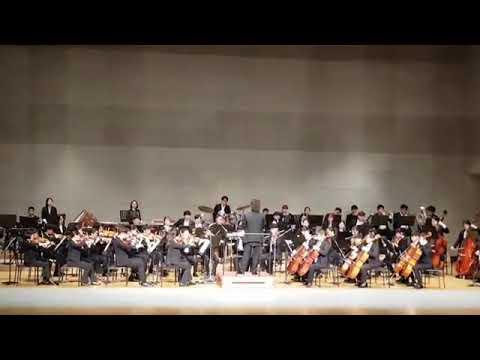 용인시 시립 청소년오케스트라2017년