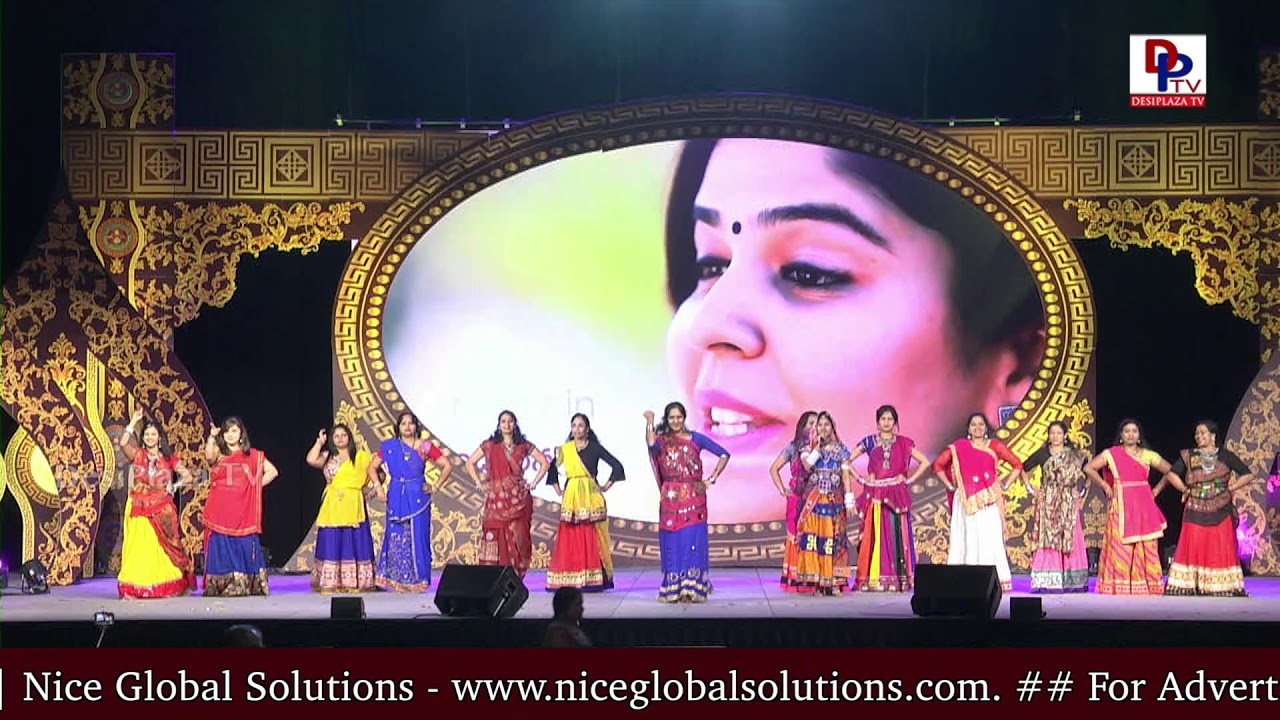 Matakari Mangli LIVE Telangana Song Performance @ American Telugu Convention in Dallas | DesiplazaTV