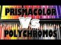 Prismacolor Premier Vs Polychromos Coloured Pencils Comparisons