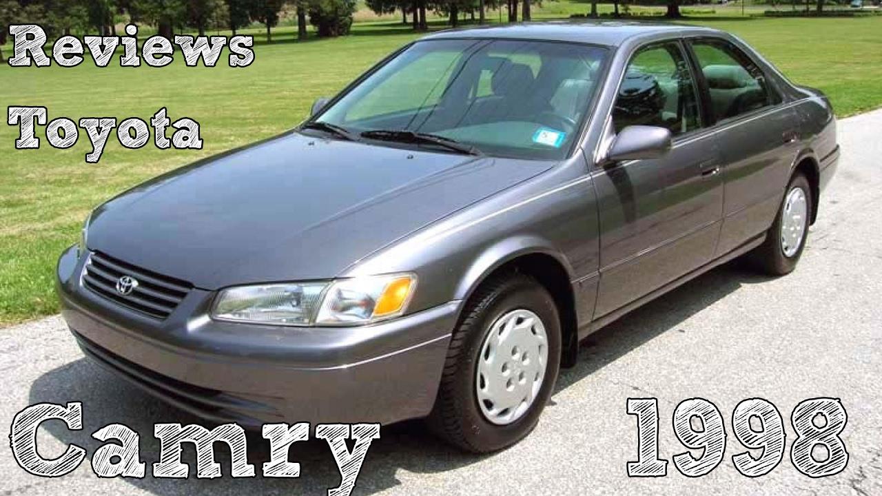 Kelebihan Kekurangan Toyota Camry 98 Spesifikasi