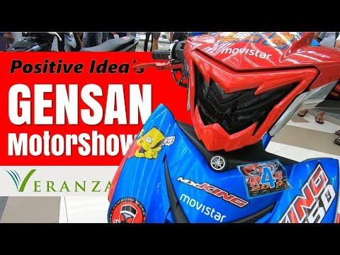 GENSAN Motor Show By Positive Idea Year 1 | MOTO Force!