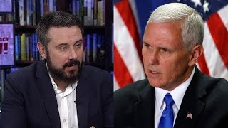 """Jeremy Scahill: Mike Pence Has """"Militant Agenda"""" Against Women, the Poor, Immigrants, LGBTQ People"""