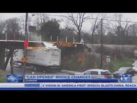 Durham bridge that tortures trucks faces showdown with new technology