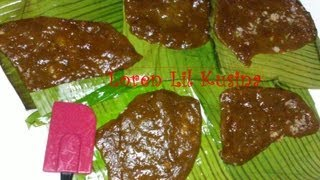 Kalamay Antipolo (Homemade)