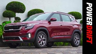 Kia Seltos Launched At Rs. 9.69L : PowerDrift